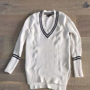 Banana Republic Varsity Knit Sweater